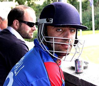 Noor Ali Afghan cricketer