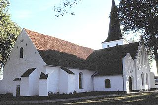 Bogense Town in Southern Denmark, Denmark