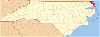 National Register of Historic Places listings in Currituck County, North Carolina