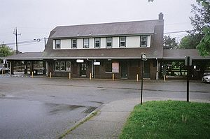 Northport (LIRR station) - Northport station