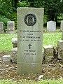 Norwegian war grave, Colinton - geograph.org.uk - 1407540.jpg