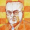 Nowofalowy portret Jurija Andropowa, 1984,olej, 150x150.jpg
