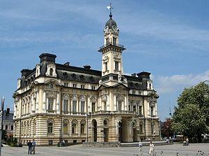 Nowy Sącz - Town Hall