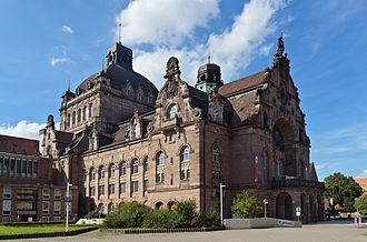 Heinrich Seeling - Staatstheater Nürnberg