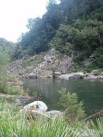 Nymboida River - Nymboida River, 2008