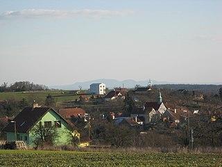 Omice Municipality in South Moravian, Czech Republic