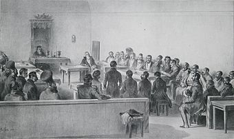 The Legislative Assembly of Wallachia in 1837