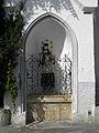 Oberottensheim - Donaulände 1 - hl Nepomuk beim Bodingbauer- Schifferwirtshaus.jpg