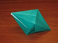 PAPER WATER BALLOON - Free Paper Toys and Models at PaperToys.com ... | 165x220