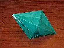 Origami Water Bomb - FailKing.com | 165x220