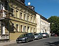 Odnowiona kamienica Curie-Skłodowskiej 15 w Olsztynie.jpg