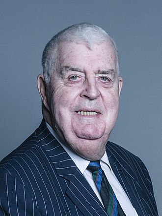 John Taylor, Baron Kilclooney - Image: Official portrait of Lord Kilclooney crop 2