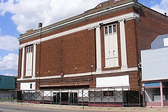 Ohio Theatre (Toledo, Ohio) - Theatre in 2011
