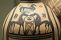 Oinochoe, Geometric pottery, Athens, horses, 735-730 BC, BM, GR 1877.12-7.12, 142899.jpg