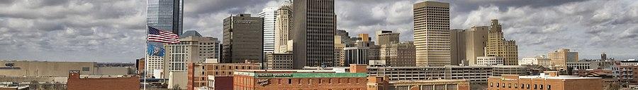 Oklahoma City page banner