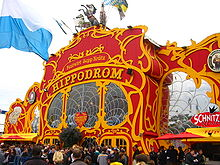 Hippodrom[edit] & Oktoberfest tents - Wikipedia