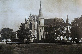 Daly College - Old Campus of The Daly College, Indore