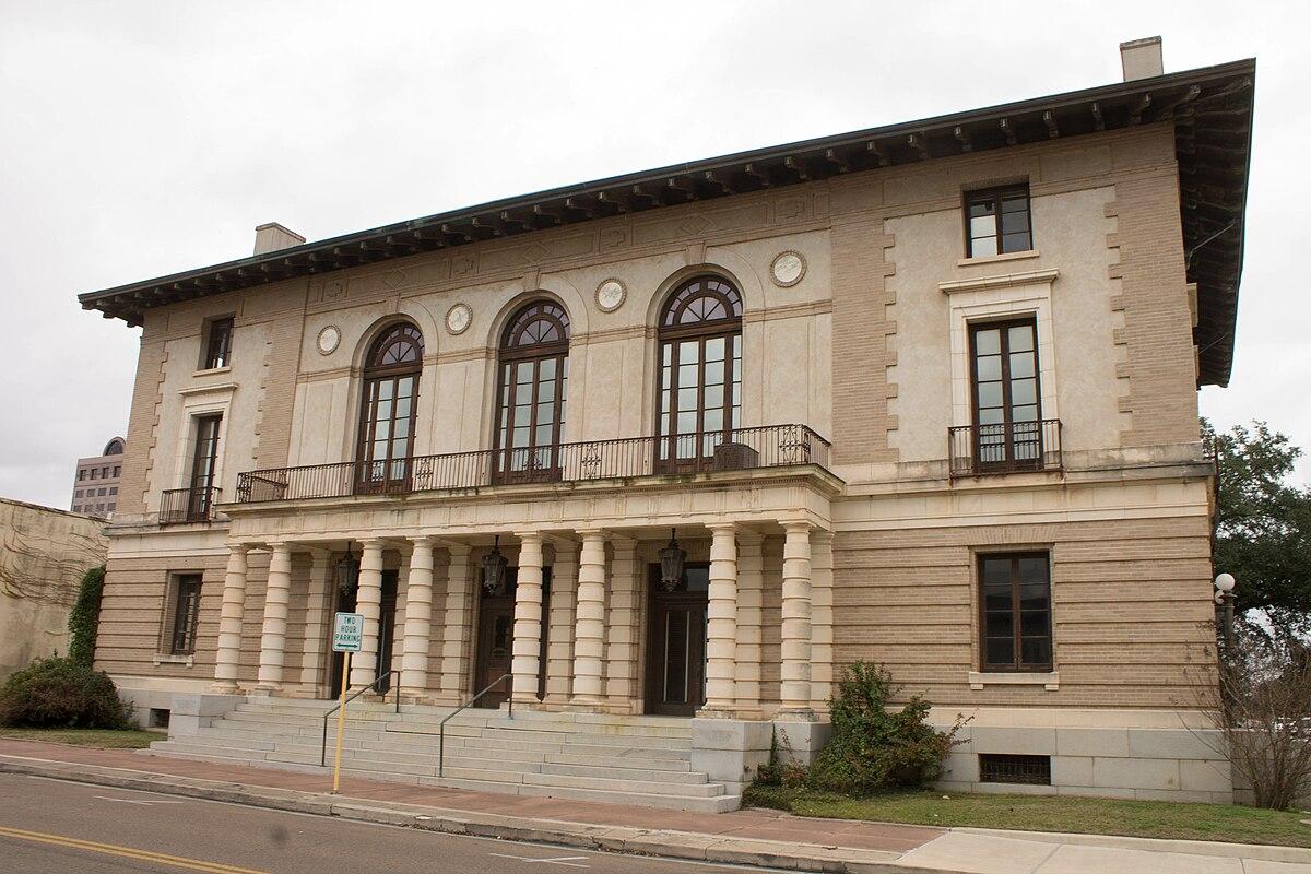 Federal Building In Victoria Texas Jpg