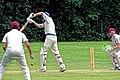 Old Finchleians Cricket Club v Highgate Taverners Cricket Club at Finchley, London, England 05.jpg