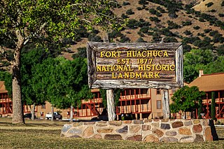 Fort Huachuca US Army base