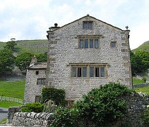 Kilnsey - Image: Old Hall, 1658, Kilnsey