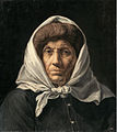 Old woman by L.K.Plakhov (1830s, Russian museum).jpg