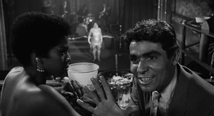The Pawnbroker (film) - Thelma Oliver and Jaime Sánchez meet with hoodlums at a night club