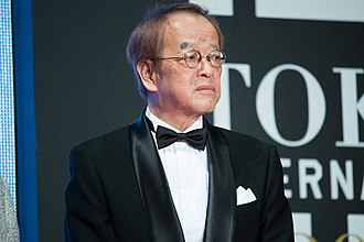 "Kazuki Ōmori - Image: Omori Kazuki ""International Competition Jury"" at Opening Ceremony of the 28th Tokyo International Film Festival (22265415358)"