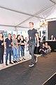 Ook jongens deden mee elite model wedstrijd Spijkenisse.jpg