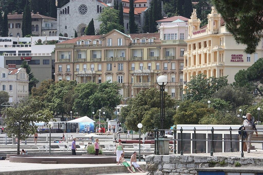 Opatija Hotel Palace Bellevue