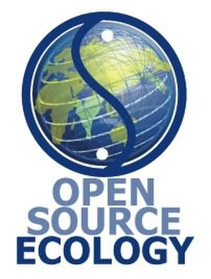 Open Source Ecology - Image: Open Source Ecology logo
