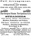 Oregon Steam Navigation Company 1865 schedule.jpg