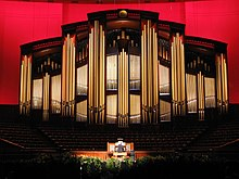 Schoenstein Organ at the Conference Center
