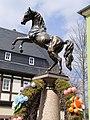 Osterbrunnen Pferdebrunnen Zwönitz 2018 (6).JPG