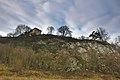 Ostroh v severní části obce, Ostrov u Macochy, okres Blansko.jpg