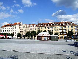 Ostrowiec Świętokrzyski Place in Świętokrzyskie Voivodeship, Poland
