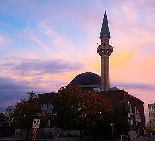 Islam in Canada
