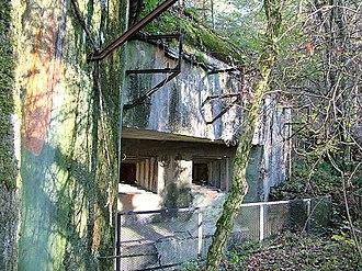 Fortified Sector of Rohrbach - Otterbiel Block 2