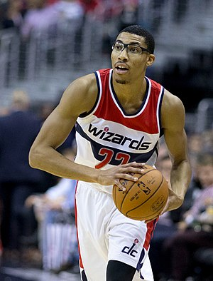 Otto Porter - Porter playing for the Wizards in 2014