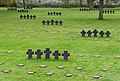 Overview german military cemetery La Cambe Calvados WWII.jpg