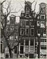 Overzicht gevels twee grachtenhuizen - Amsterdam - 20322159 - RCE.jpg