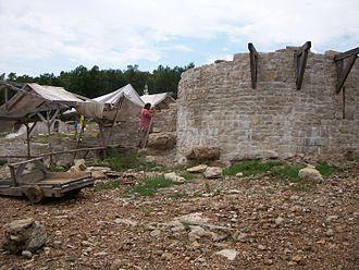 Ozark Medieval Fortress - Ozark Medieval Fortress in 2011
