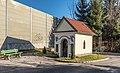 Pörtschach Winklern Gaisrückenstrasse Ostermann-Kapelle W-Ansicht 25122017 2167.jpg