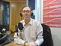 P1250703 - Interview sur Radio Classique à propos du Carnaval de Paris 2014.JPG