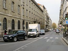 Image illustrative de l'article Rue Damrémont (Paris)