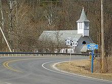 Pennsylvania Route 287 - Wikipedia
