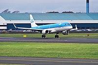 PH-EZE - E190 - KLM