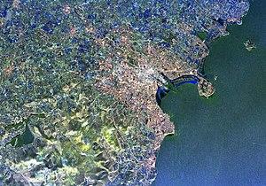 Dublin Bay - Image: PIA01804 md
