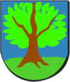 Coat of arms of Harbutowice