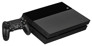 PlayStation 4 eighth-generation and fourth home video game console developed by Sony Interactive Entertainment